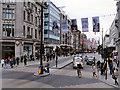 TQ2881 : Oxford Street, London by David Dixon