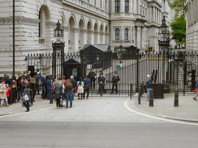 Downing Street Security Gates
