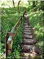 SK0049 : Devil's Staircase by Graham Hogg