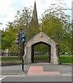 SJ9297 : St Stephen's, Audenshaw by Gerald England