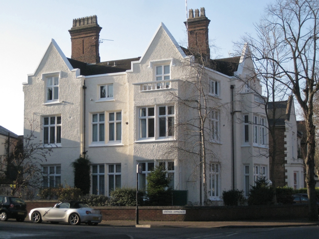 The Beech's, 13 Avenue Road