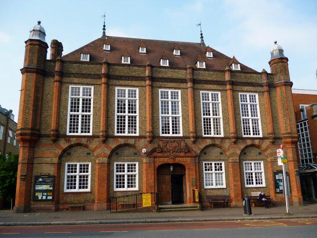 Beckenham:  Public Hall
