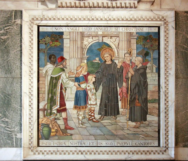 Westminster Cathedral - Panel
