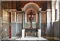 TQ2979 : Westminster Cathedral - Shrine by John Salmon