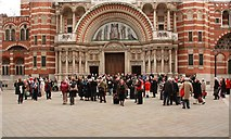 TQ2979 : Westminster Cathedral by John Salmon