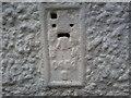SN5347 : OSBM Flush Bracket S0454 - Llanwnnen Post Office by N Scott