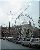 NS5965 : Big wheel in George Square by John Firth
