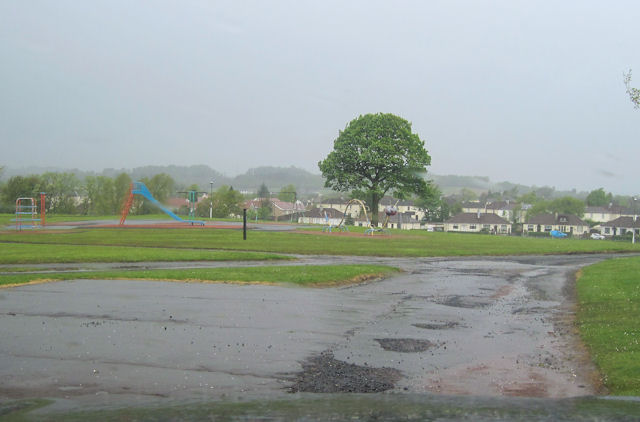 Thomas Shanks Park play area