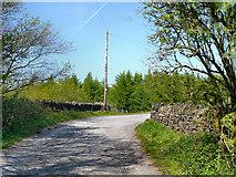 SD6512 : George's Lane by David Dixon