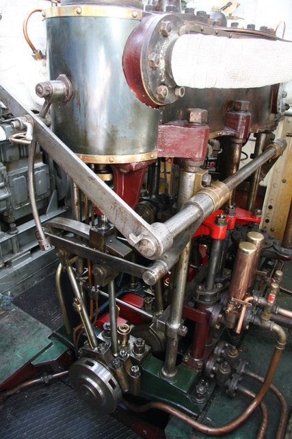 Steam Tug Barking - Chatham Marina