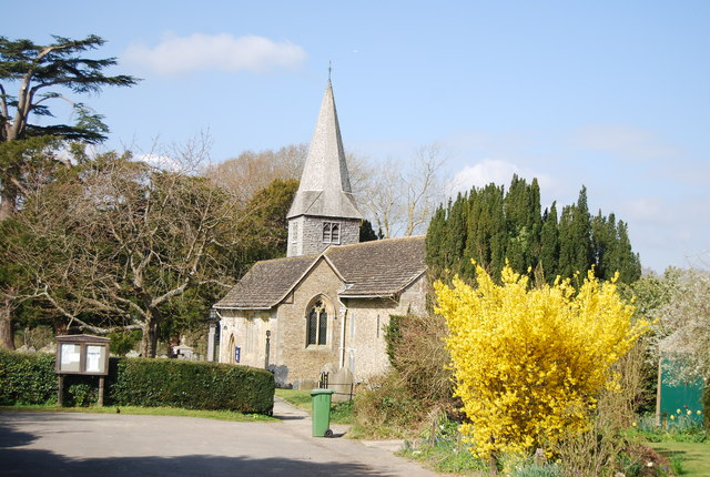 Parish Church of St Nicholas, Itchingfield