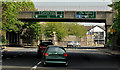 J3479 : Flyover, Greencastle, Belfast (2) by Albert Bridge
