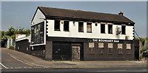 J3479 : Former Boundary Bar, Greencastle, Newtownabbey by Albert Bridge
