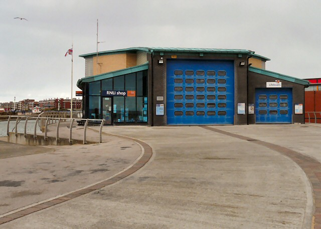 RNLI Lifeboat station, St Annes