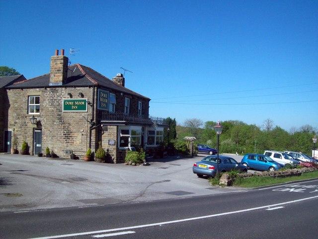 The Dore Moor Inn