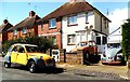 TQ6200 : Old Citroen heaven, Roseveare Road, Eastbourne by nick macneill