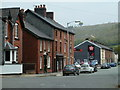 SN9584 : Victoria Avenue, Llanidloes by Andrew Hill