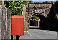 J4882 : Drop box, Carnalea, Bangor by Albert Bridge