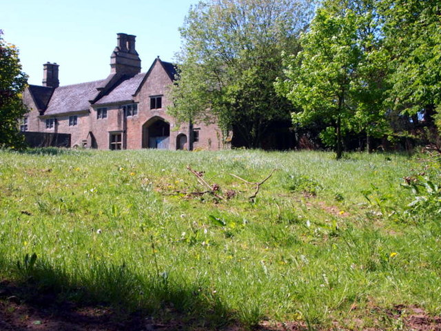 Notts - NG15 (Annesley Hall)