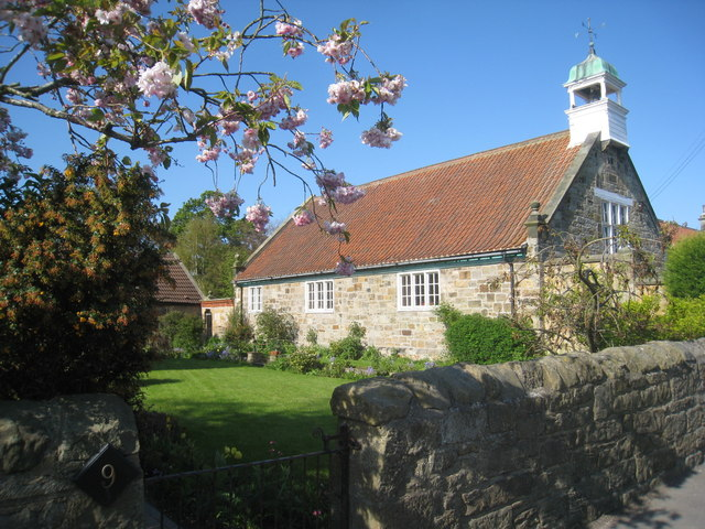 The Village Hall, Newton on the Moor