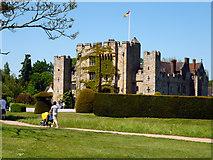 TQ4745 : Kent:  Hever Castle by Dr Neil Clifton
