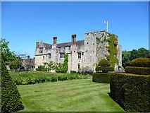 TQ4745 : Hever Castle by Dr Neil Clifton