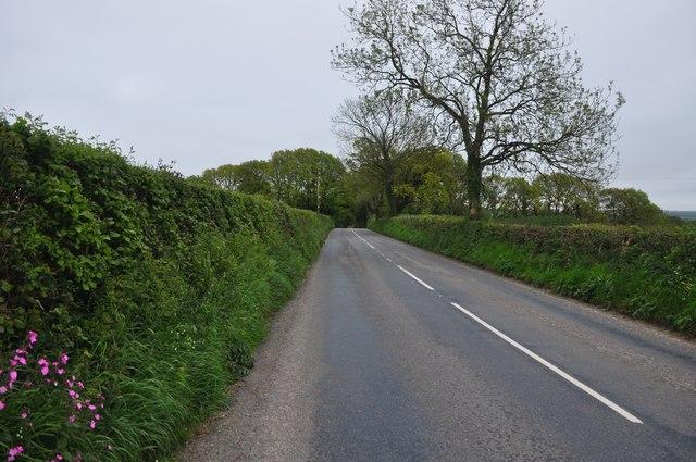 North Devon : The B3137