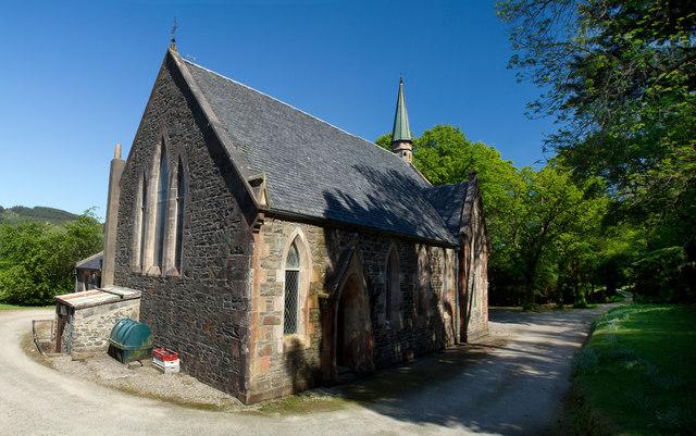 Saddel and Carradale Church