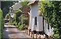 SS9407 : Bickleigh : Village Road by Lewis Clarke