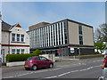 NT3698 : Modern hospital by James Allan
