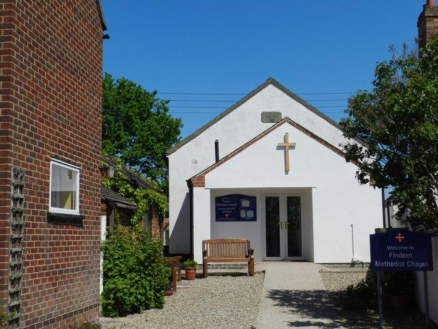 Methodist Chapel, Findern