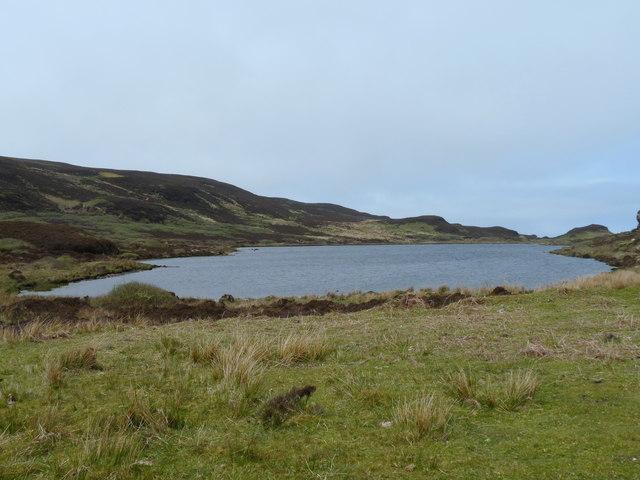 Lower Glenastle Loch