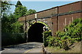 SU8932 : Railway Bridge at Haslemere, Surrey by Peter Trimming