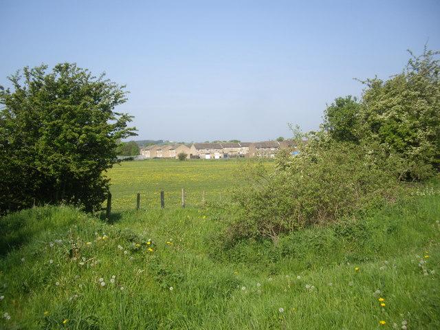 View of Oakley Green