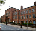 SO9490 : Priory Road side of  Grade II listed Dudley Council House by Jaggery