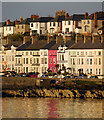 J5082 : One pink house, Bangor by Rossographer
