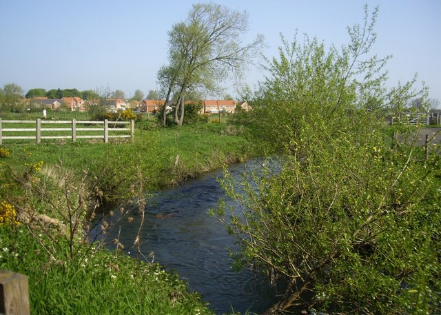 Upstream River Gaunless