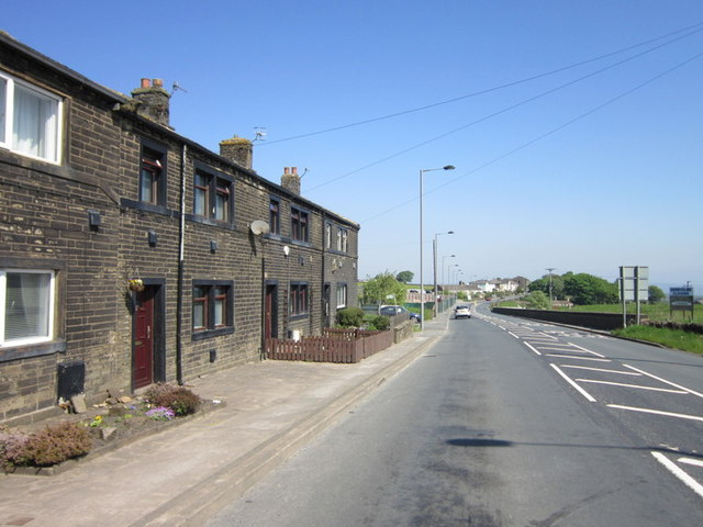 Houses on Halifax Road