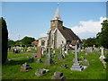 TQ3461 : Sanderstead:  All Saints Church by Dr Neil Clifton