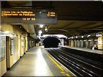 TQ2882 : Sunlight underground by Richard Vince