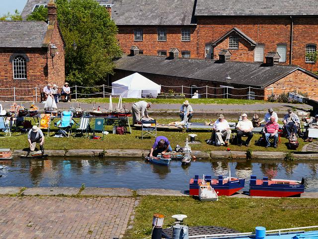 The Boat Museum at Ellesmere Port