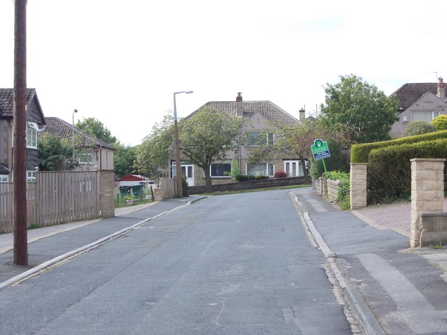 Lyndhurst Grove - looking towards Canford Drive