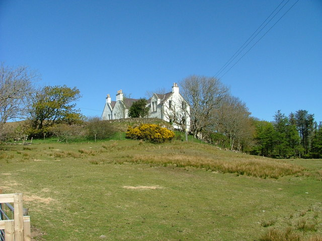 Cuidrach House