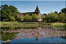TQ2250 : St Mary's Church, Buckland by Ian Capper