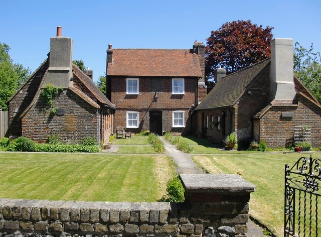 Atwood's Almshouses (1), Warlingham