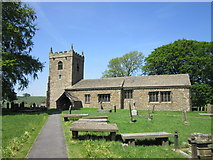 SD9350 : The Parish Church of All Saints by Ian S