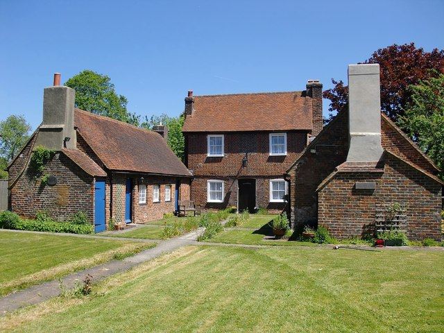 Atwood's Almshouses (2), Warlingham