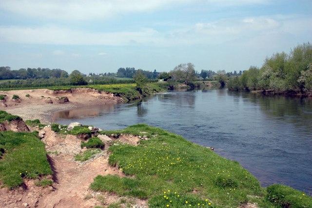 River Wye near Holme Lacy