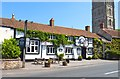 ST3534 : The Sedgemoor Inn, Westonzoyland by Mike Smith