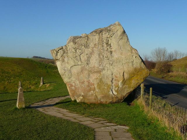 Avebury - Standing Stone